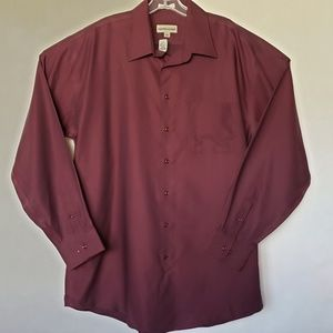 NWT Pronto Uomo Dress Shirt